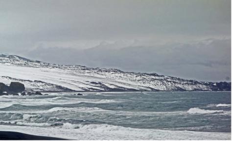 Vahsel Glacier 2012