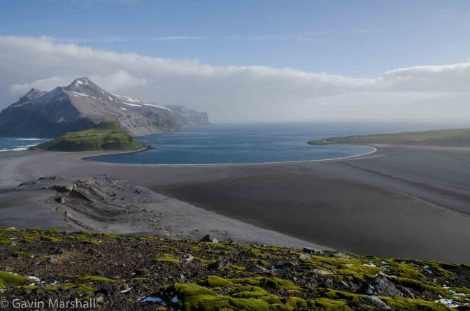 Mount Drygalski – Heard Island