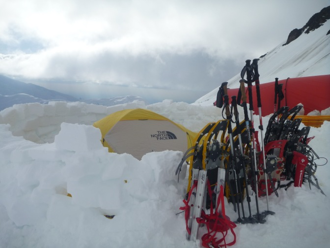 Mt Denali – third time around!