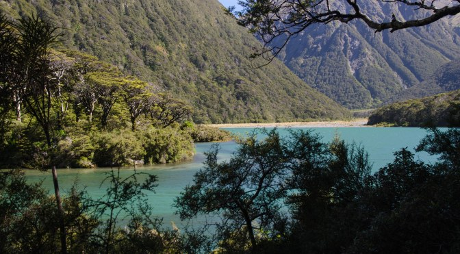 Welcome to Arthurs Pass National Park, now start walking