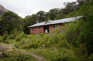Carrington HUt