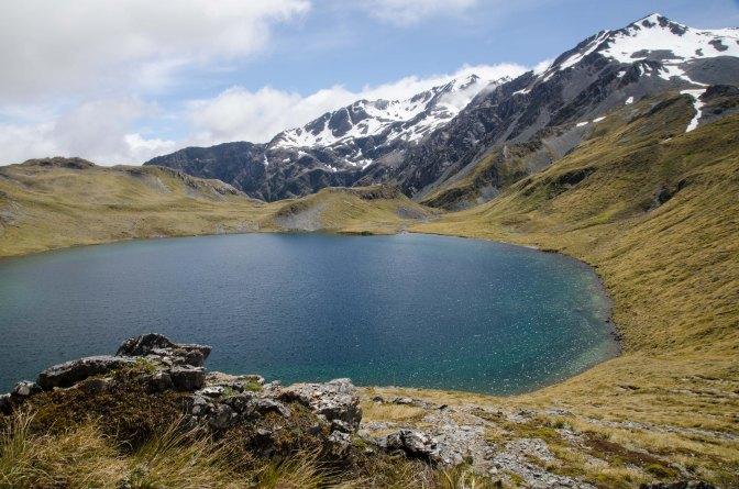 Southern Alps – 3 Passes Trek in photos