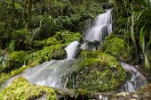 My favourite - another waterfall, another stream crossing